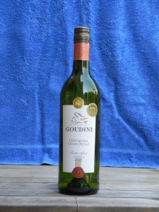 Goudini Unwooded Chardonnay 2014 A