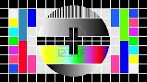TV test pattern 16.9