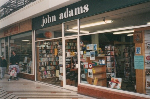 John Adams Books from Angel Walk