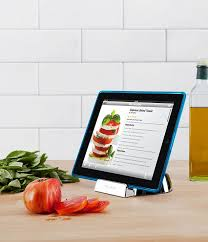 Food recipe ipad