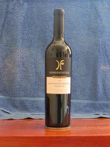 Diemersfontein Cape Vintage Pinotage 2004 A